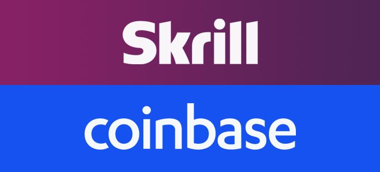 skrill coinbase logos